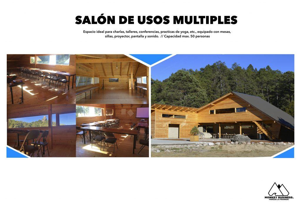 SALON DE USOS MULTIPLES