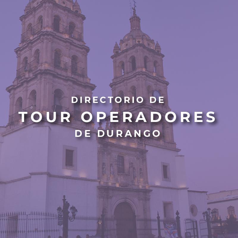 Directorio de Tour Operadores
